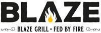Blaze Grill logo